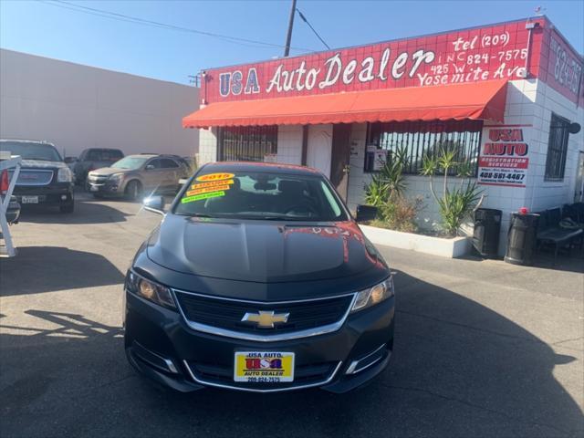 2015 Chevrolet Impala LS for sale in Manteca, CA