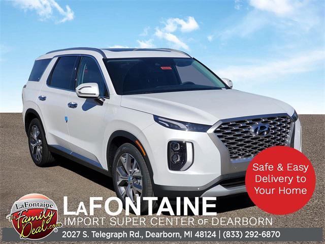 2022 Hyundai Palisade SEL for sale in Dearborn, MI