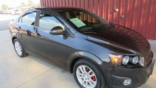 2014 Chevrolet Sonic LT for sale in Red Springs, NC