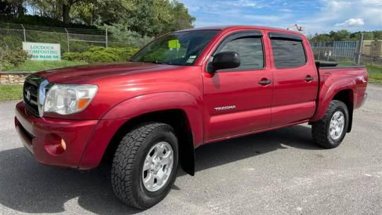 """2005 Toyota Tacoma Double 128"""" Manual 4WD (Natl) for sale in Chantilly, VA"""