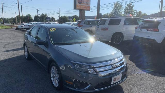 2012 Ford Fusion SEL for sale in Winchester, VA