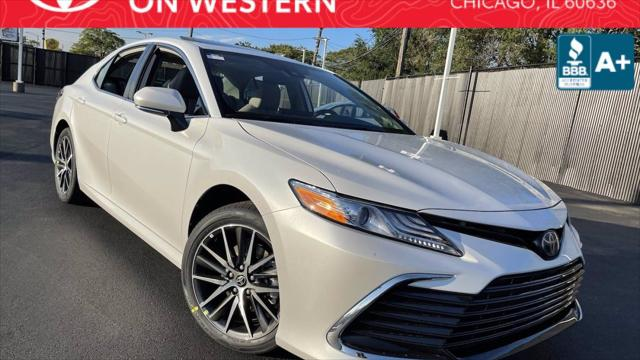 2022 Toyota Camry Hybrid XLE for sale in Chicago, IL