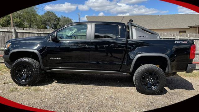 2018 Chevrolet Colorado 4WD ZR2 for sale in Belton, TX