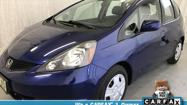 2013 Honda Fit 5dr HB Man for sale in Chicago, IL