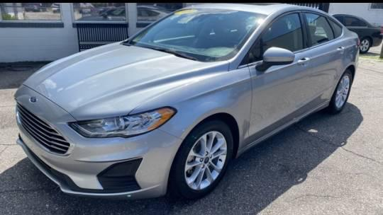 2020 Ford Fusion SE for sale in Jacksonville, FL