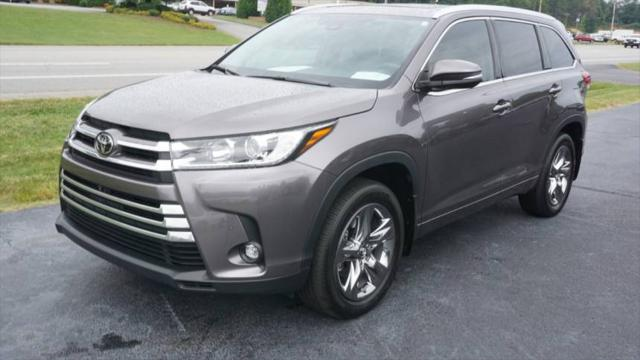 2019 Toyota Highlander Limited Platinum for sale in Lenoir, NC