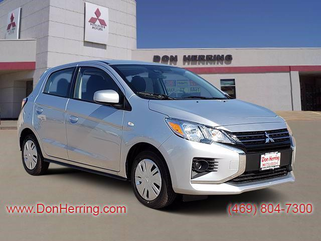 2021 Mitsubishi Mirage ES for sale in Irving, TX
