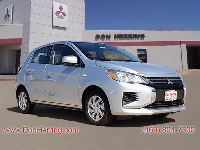 2021 Mitsubishi Mirage LE for sale in Irving, TX
