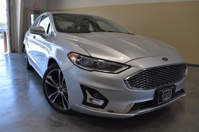 2019 Ford Fusion Titanium for sale in MANHATTAN, KS