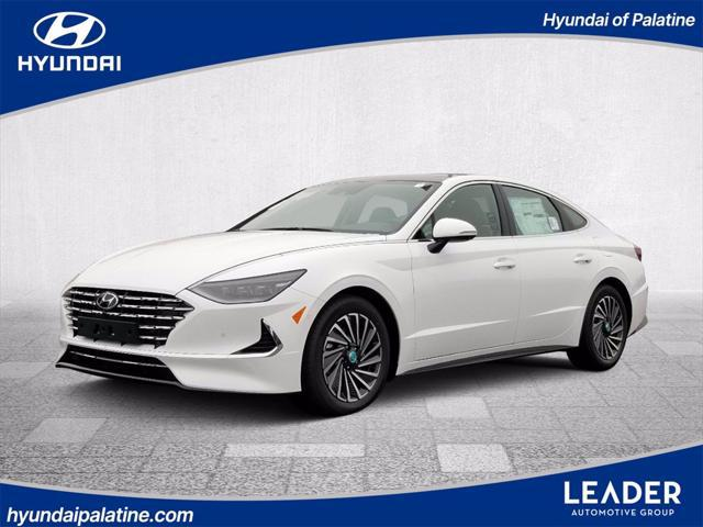 2022 Hyundai Sonata Hybrid Limited for sale in PALATINE, IL