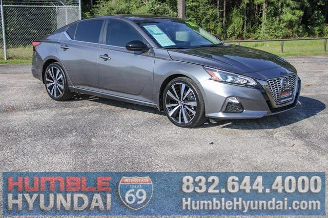 2020 Nissan Altima 2.5 SR for sale in Humble, TX