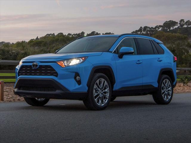2021 Toyota RAV4 XLE for sale in Thousand Oaks, CA