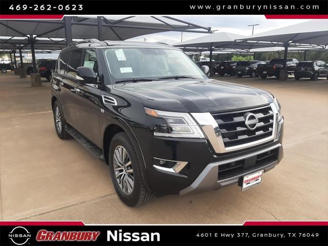 2022 Nissan Armada SV for sale in Granbury, TX