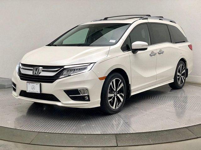 2018 Honda Odyssey Elite for sale in Chantilly, VA
