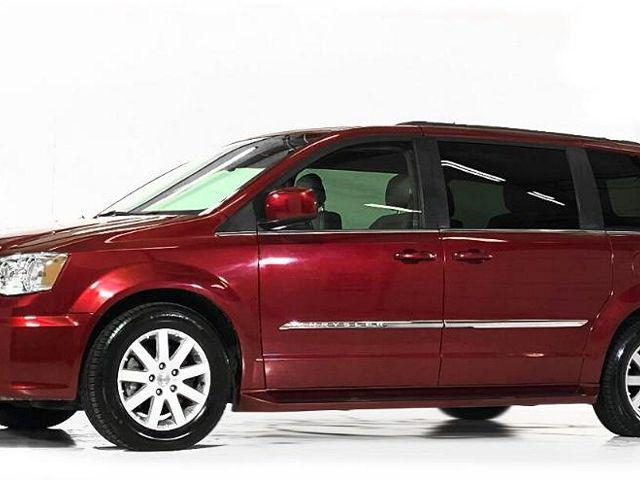 2013 Chrysler Town & Country Touring for sale in Houston, TX