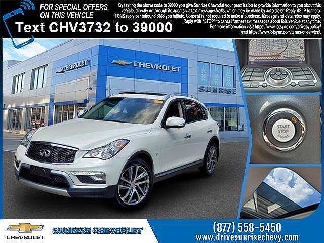 2017 INFINITI QX50 AWD for sale in Forest Hills, NY