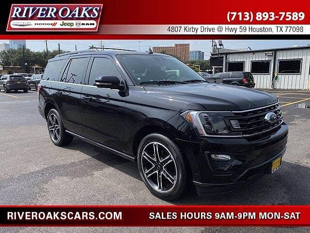 2019 Ford Expedition Limited for sale in Houston, TX