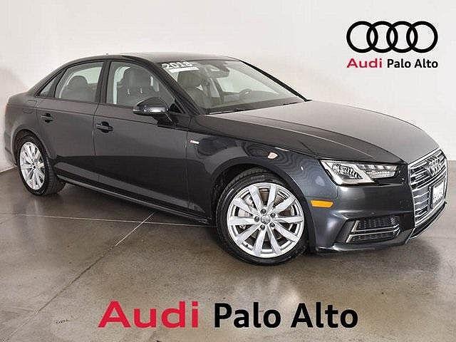 2018 Audi A4 Premium for sale in Palo Alto, CA