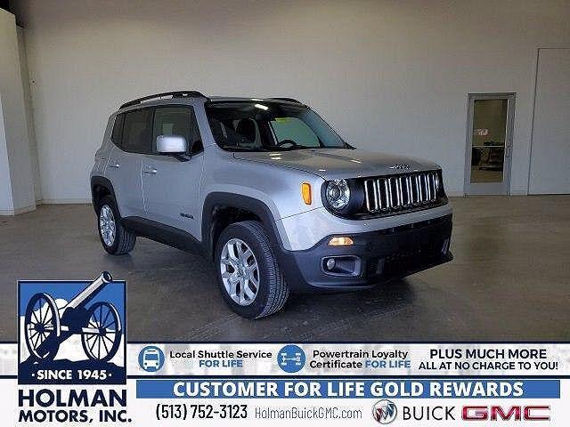 2017 Jeep Renegade Latitude for sale in Batavia, OH