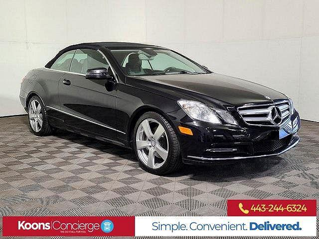 2013 Mercedes-Benz E-Class E 350 for sale in Owings Mills, MD