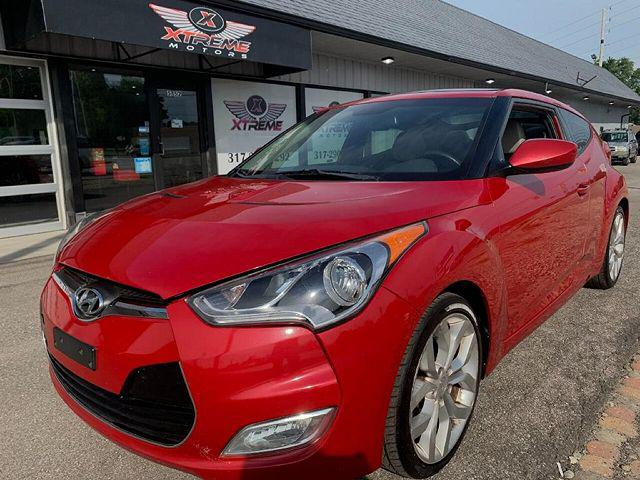 2012 Hyundai Veloster w/Gray Int for sale in Indianapolis, IN