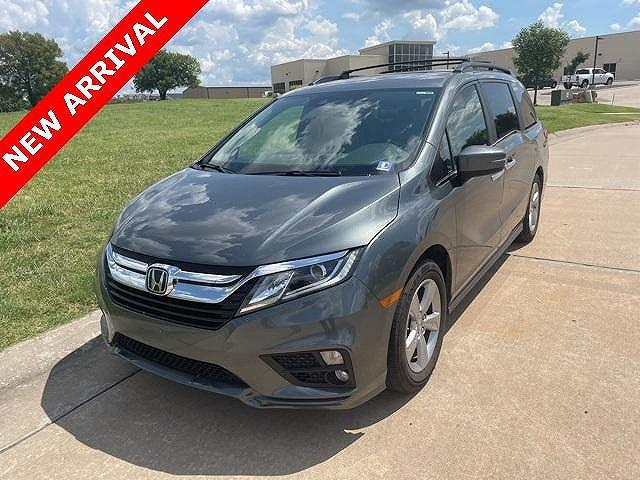 2019 Honda Odyssey EX-L for sale in Broken Arrow, OK