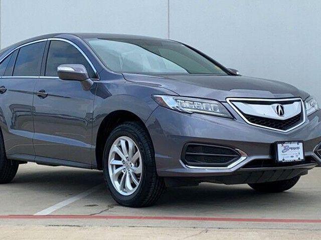 2017 Acura RDX w/Technology Pkg for sale in Granbury, TX