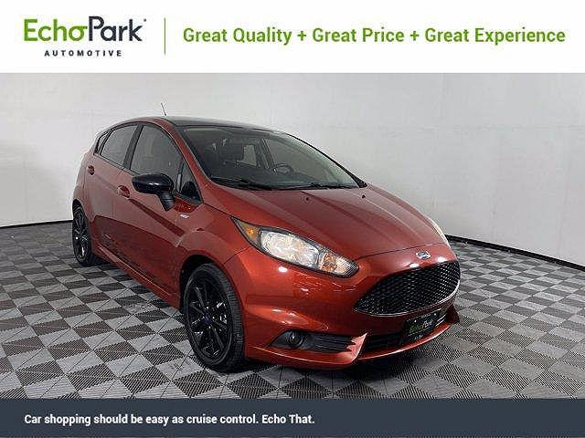 2019 Ford Fiesta ST Line for sale in Houston, TX