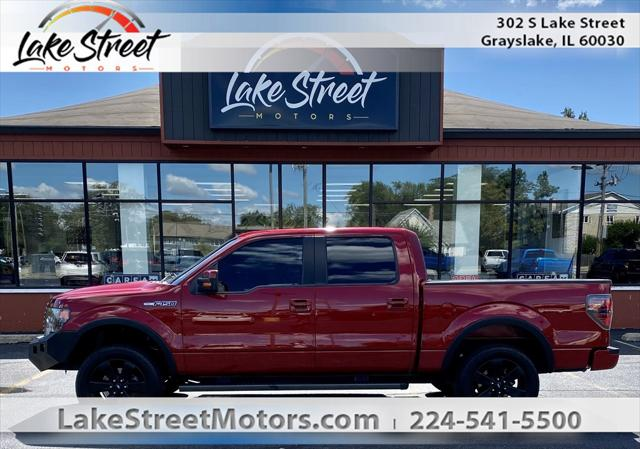 2013 Ford F-150 FX4 for sale in Grayslake, IL