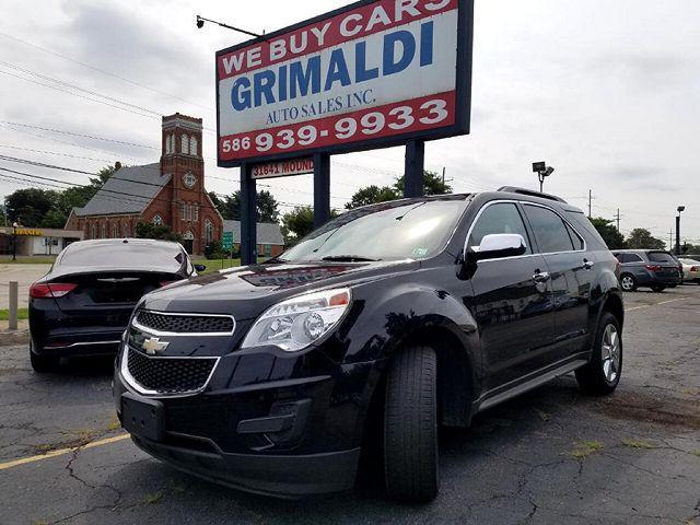 2013 Chevrolet Equinox LT for sale in Warren, MI