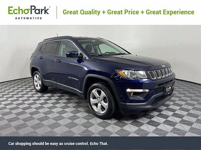 2018 Jeep Compass Latitude for sale in Duluth, GA
