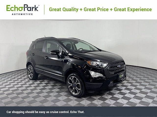 2019 Ford EcoSport SES for sale in Duluth, GA