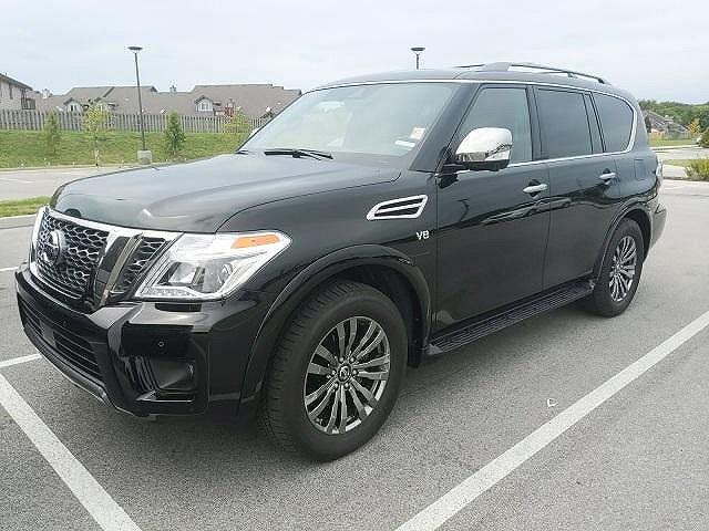 2019 Nissan Armada Platinum for sale in Crown Point, IN