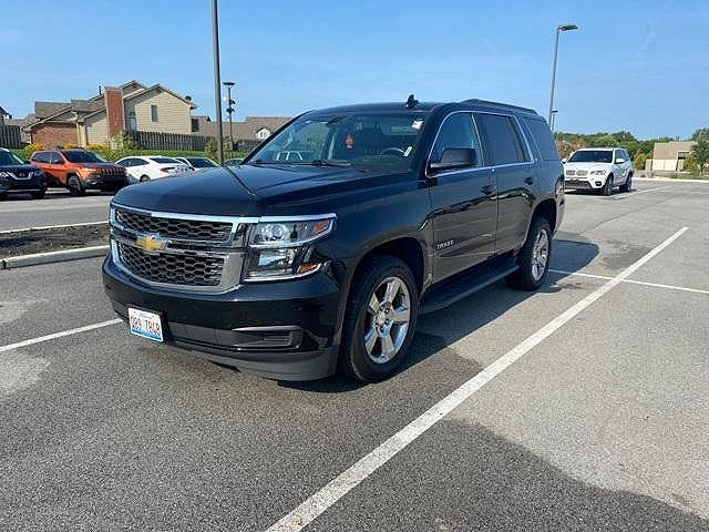 2016 Chevrolet Tahoe LT for sale in Crown Point, IN