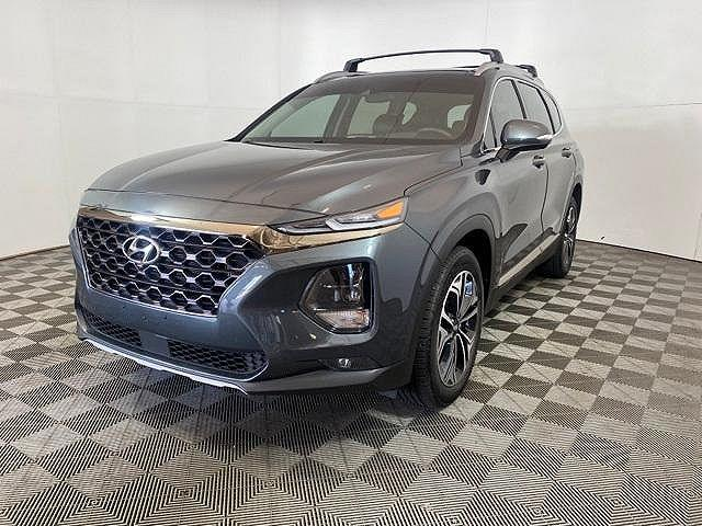 2020 Hyundai Santa Fe Limited for sale in Crown Point, IN