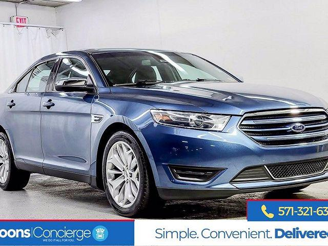 2018 Ford Taurus Limited for sale in Arlington, VA