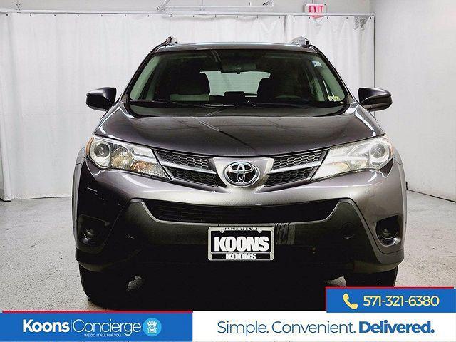 2014 Toyota RAV4 LE for sale in Arlington, VA