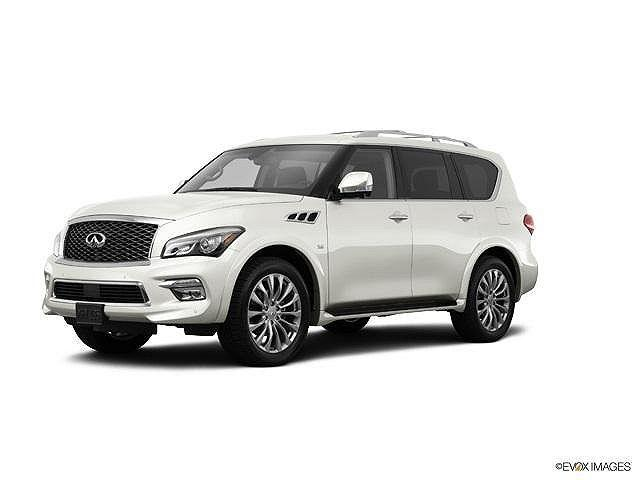 2015 INFINITI QX80 2WD 4dr for sale in Houston, TX