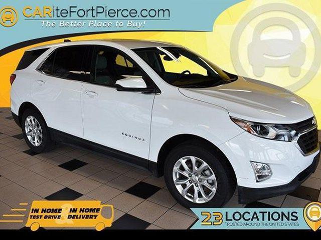 2020 Chevrolet Equinox LT for sale in Fort Pierce, FL