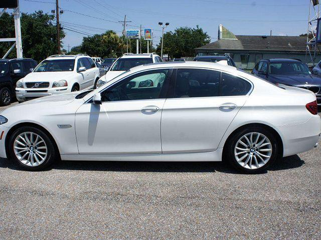 2016 BMW 5 Series 528i for sale in Metairie, LA