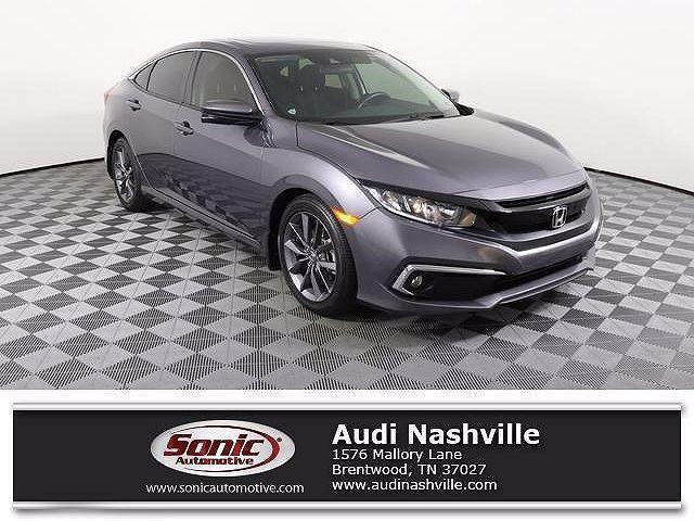 2020 Honda Civic Sedan EX for sale in Brentwood, TN