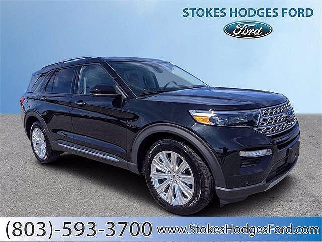 2020 Ford Explorer Limited for sale in Graniteville, SC