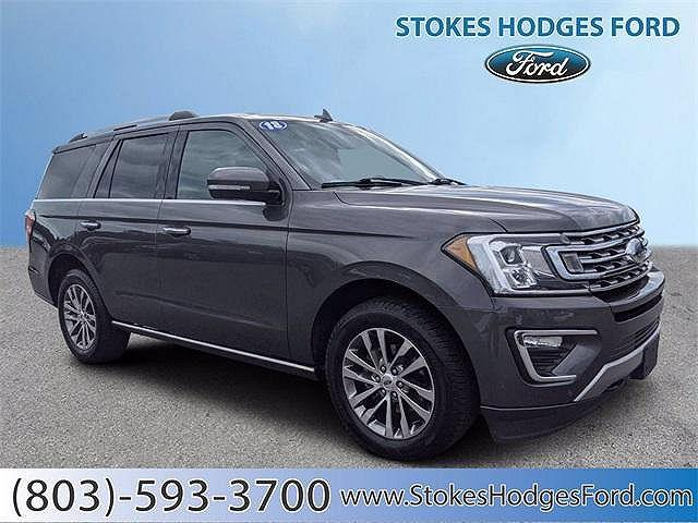 2018 Ford Expedition Limited for sale in Graniteville, SC