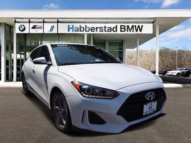 2020 Hyundai Veloster 2.0 for sale in Huntington Station, NY