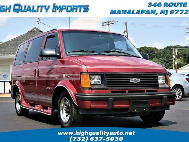 1992 Chevrolet Astro Passenger Ext Sport Van for sale in Englishtown, NJ