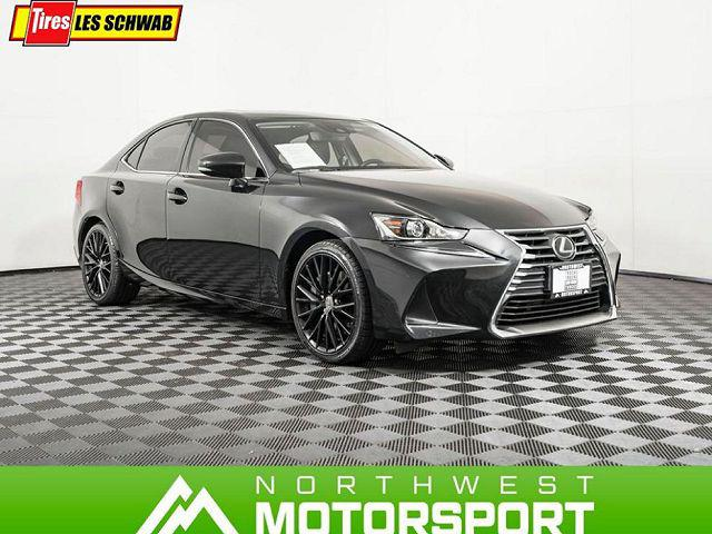 2017 Lexus IS IS Turbo for sale in Puyallup, WA