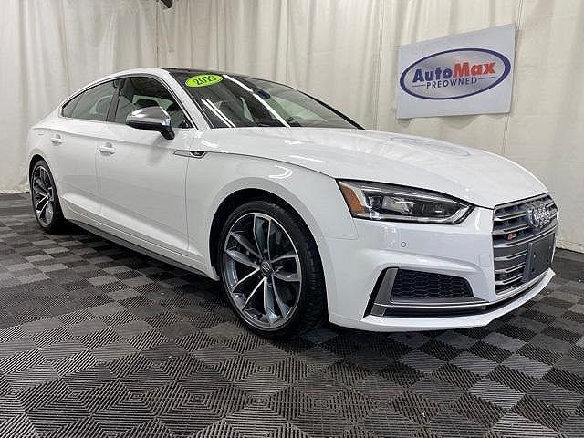 2019 Audi S5 Sportback Premium Plus for sale in Framingham, MA