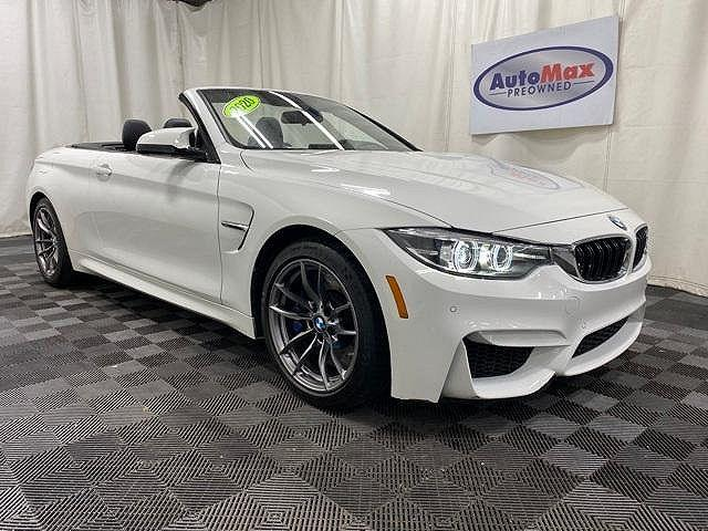 2020 BMW M4 Convertible for sale in Framingham, MA