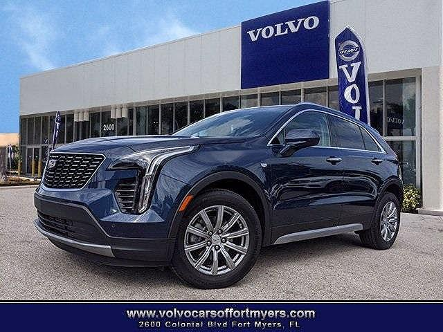 2020 Cadillac XT4 FWD Premium Luxury for sale in Fort Myers, FL
