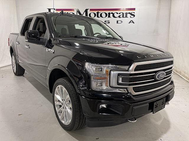 2019 Ford F-150 Limited for sale in Bethesda, MD